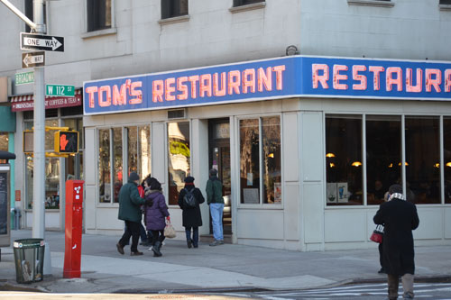 About Tom's Diner, by Suzanne Vega