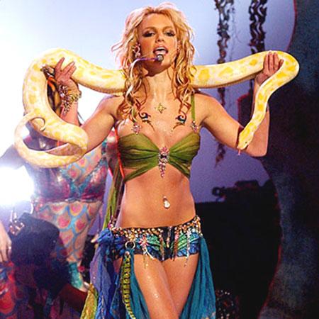Britney-Snake
