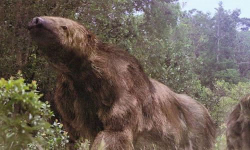 Megatherium