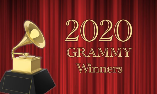 2020 Grammy Award Winners
