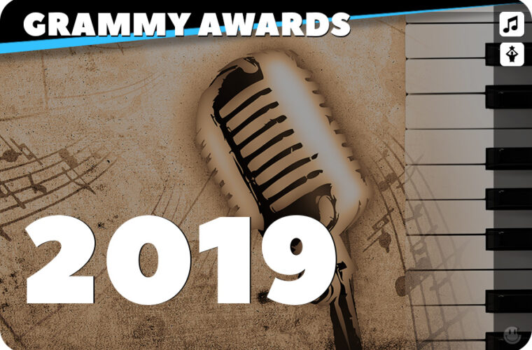 2019 Grammy Award Winners