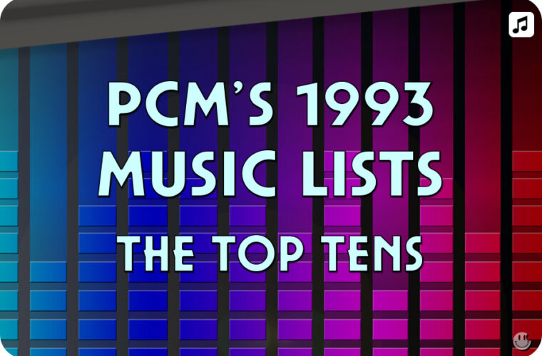 1993 Top Ten Music Charts