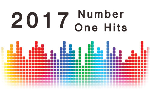 The Number One Hits Of 2017