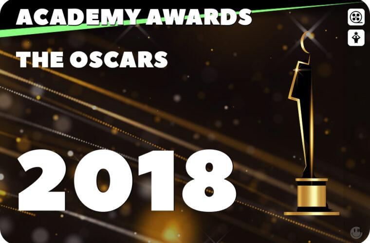 2018 Oscars 90th Academy Awards