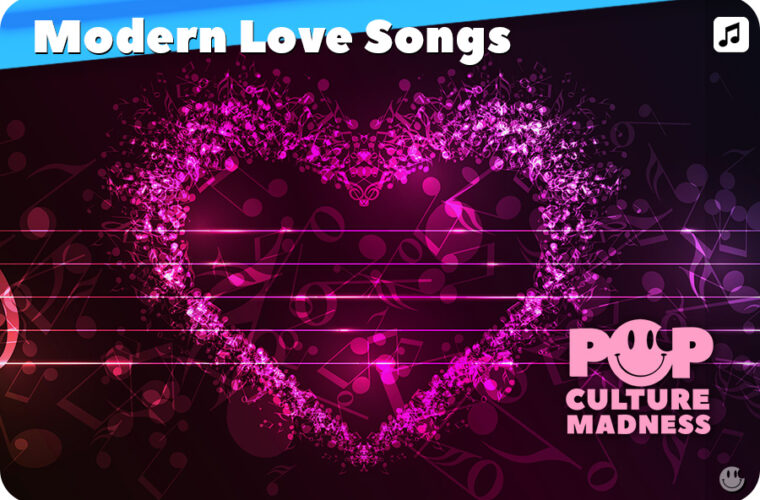 Modern Love Songs - Romantic Pop
