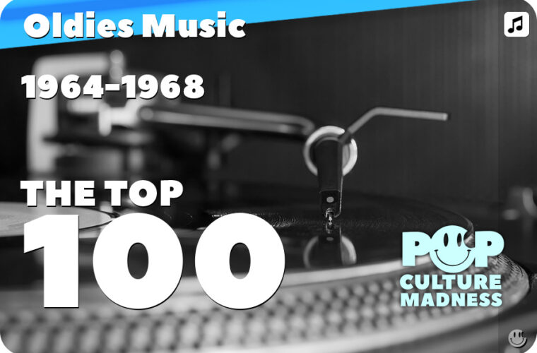 Top 100 Oldies 1964-1968