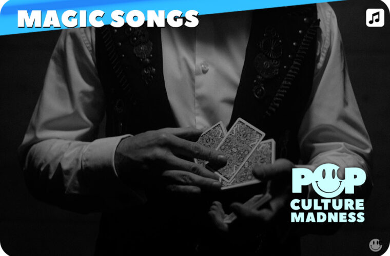 100+ Magical Songs in Popular Music