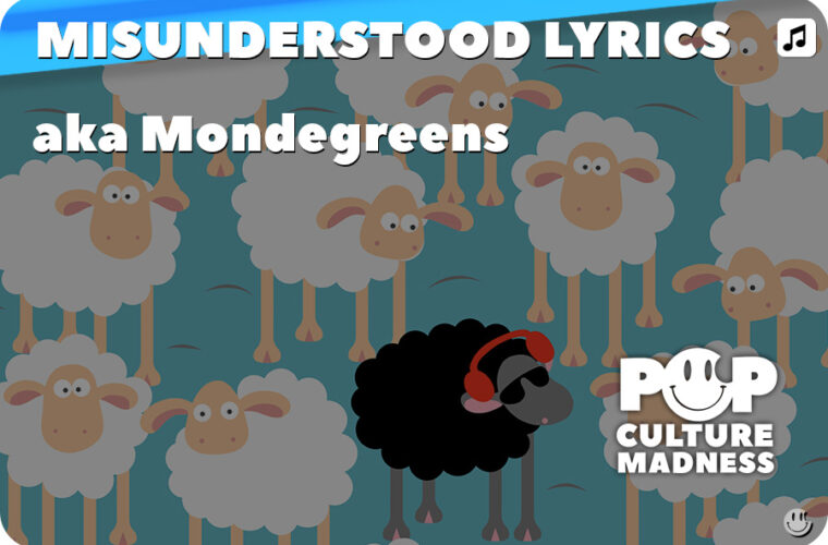 Misunderstood Lyrics in Popular Songs
