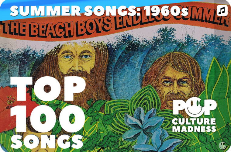 Summer Songs of the 1960s