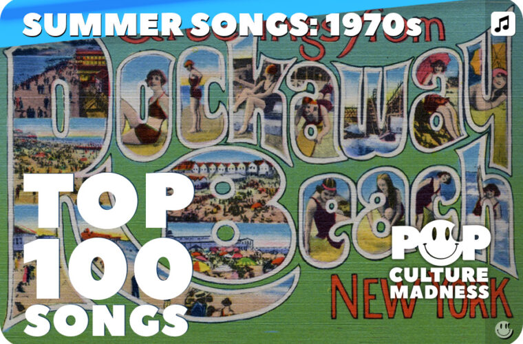 Top 125 Summer Songs of the 70s