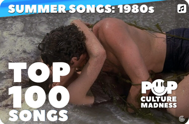 Summer Songs of the 1980s