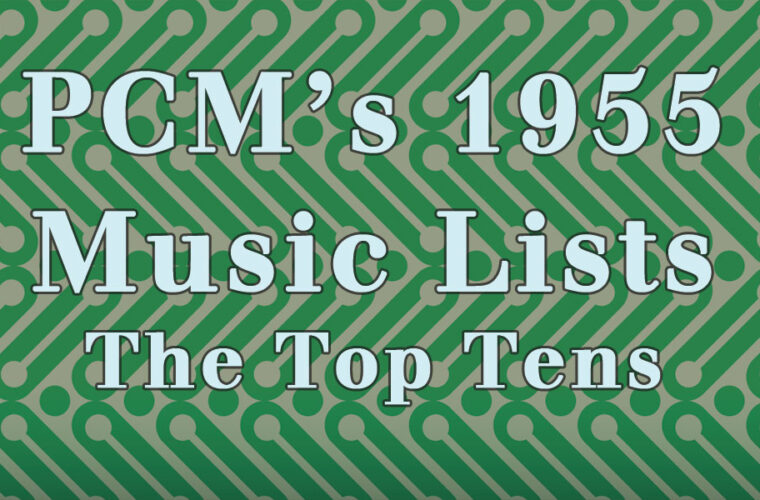 1955 Top Ten Music Charts