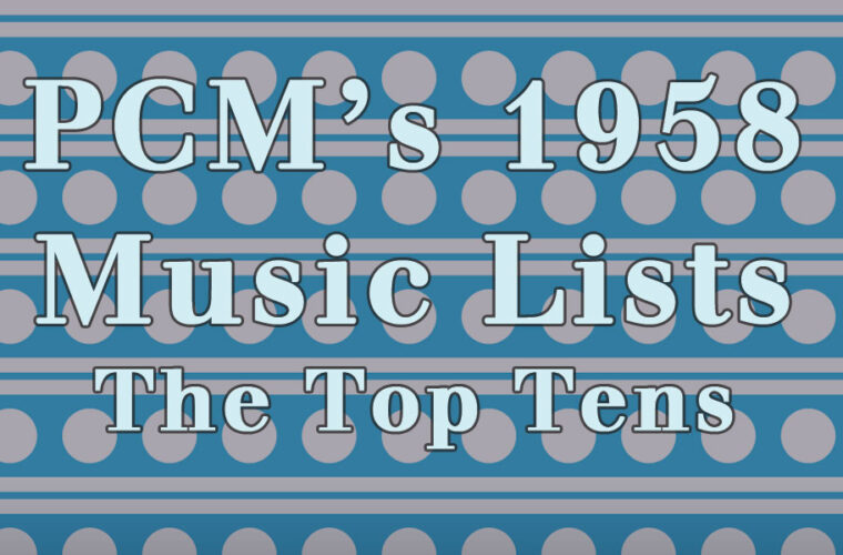 1958 Top Ten Music Charts