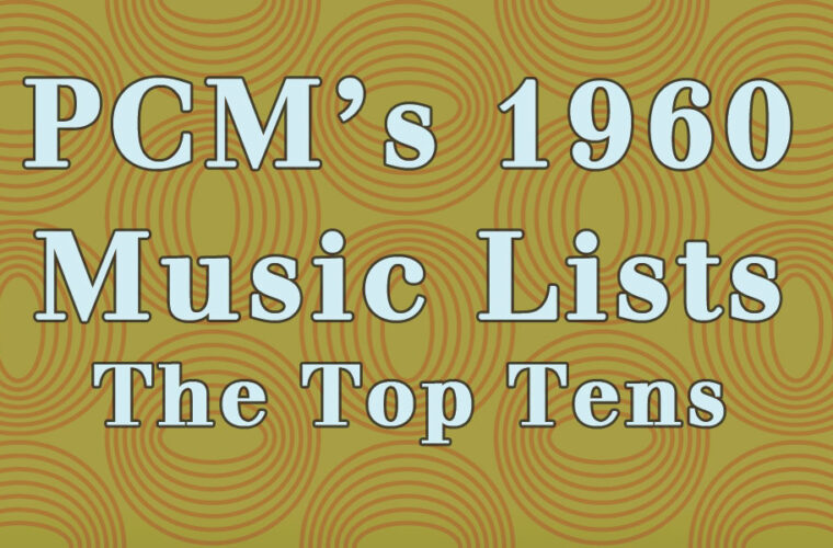 1960 Top Ten Music Charts