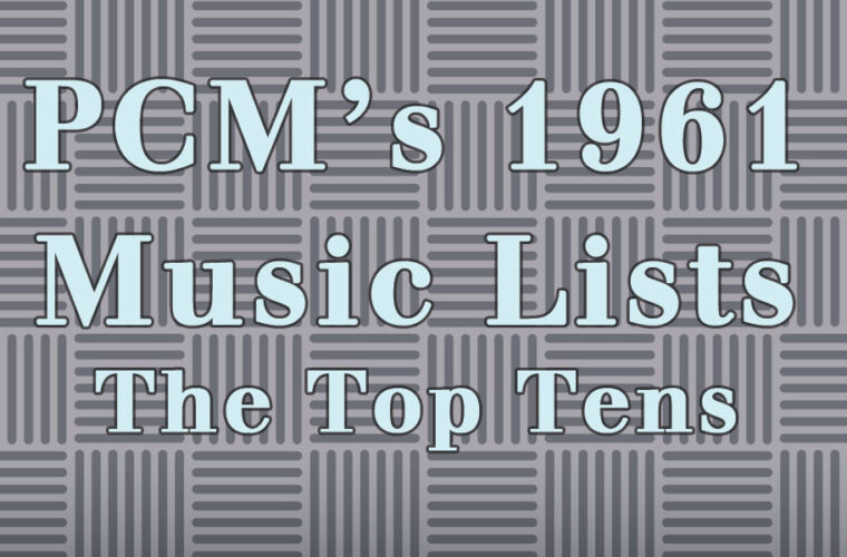 1961 Top Ten Music Charts