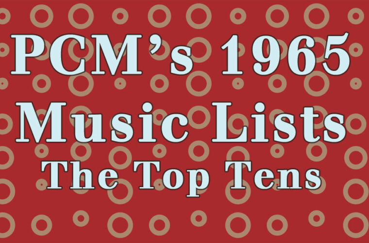 1965 Top Ten Music Charts