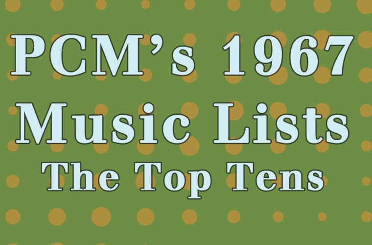 1967 Top Ten Music Charts