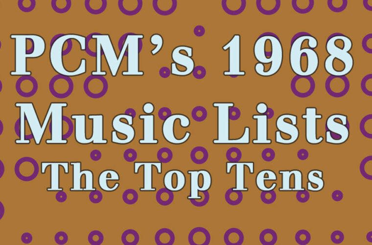 1968 Top Ten Music Charts
