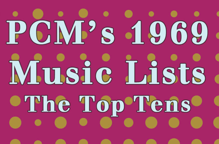 1969 Top Ten Music Charts