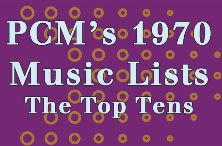 1970 Top Ten Music Charts