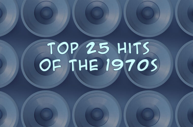 25 Biggest Songs of the 1970s