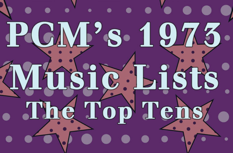1973 Top Ten Music Charts