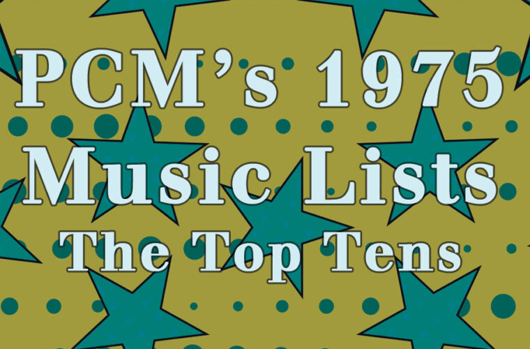1975 Top Ten Music Charts