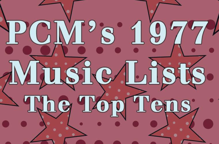 1977 Top Ten Music Lists