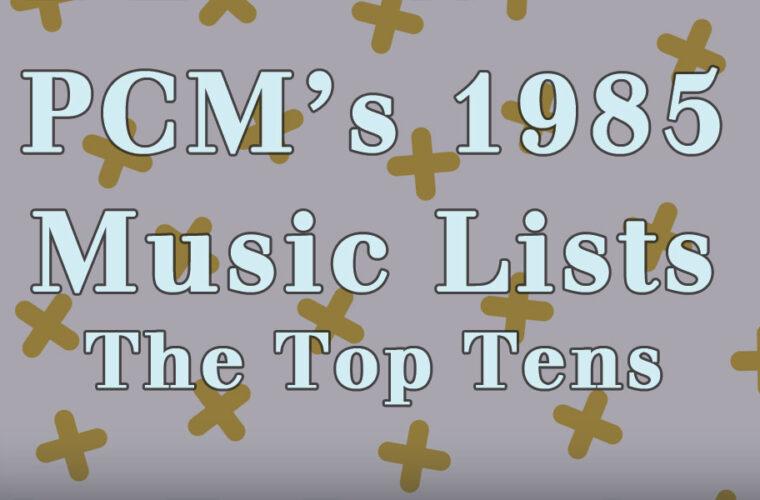 1985 Top Ten Music Charts