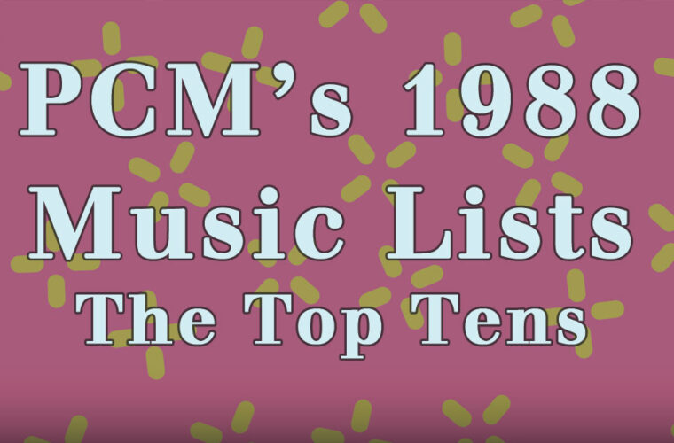 1988 Top Ten Music Charts