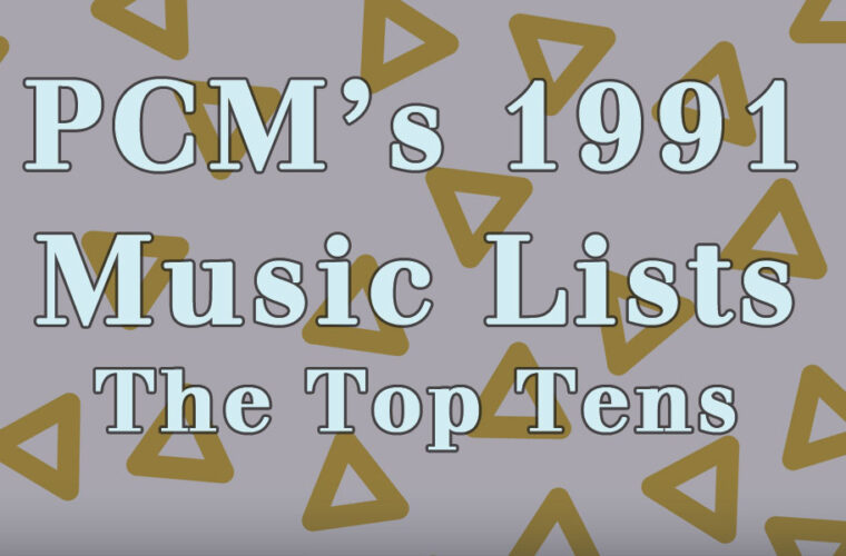1991 Top Ten Music Charts