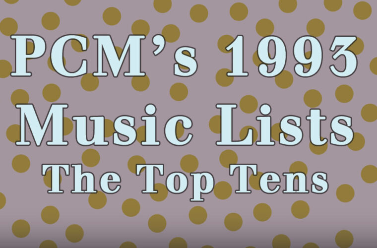 1993 Top Ten Music Charts