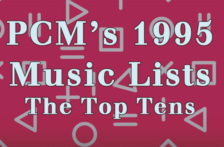 1995 Top Ten Music Charts