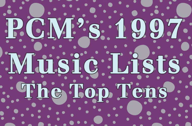 1997 Top Ten Music Charts