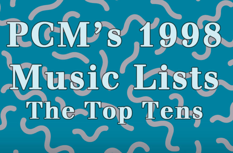 1998 Top Ten Song Charts