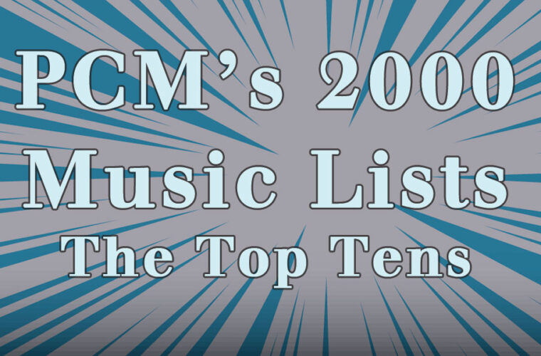 2000 Top Ten Music Charts