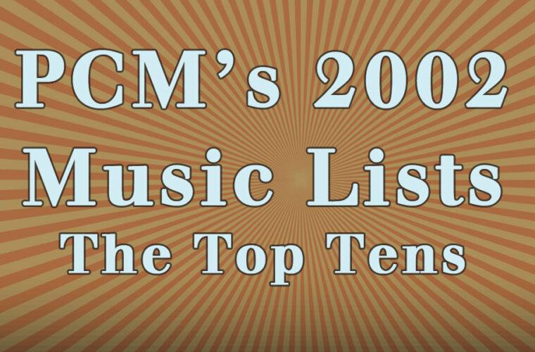 2002 Top Ten Music Charts