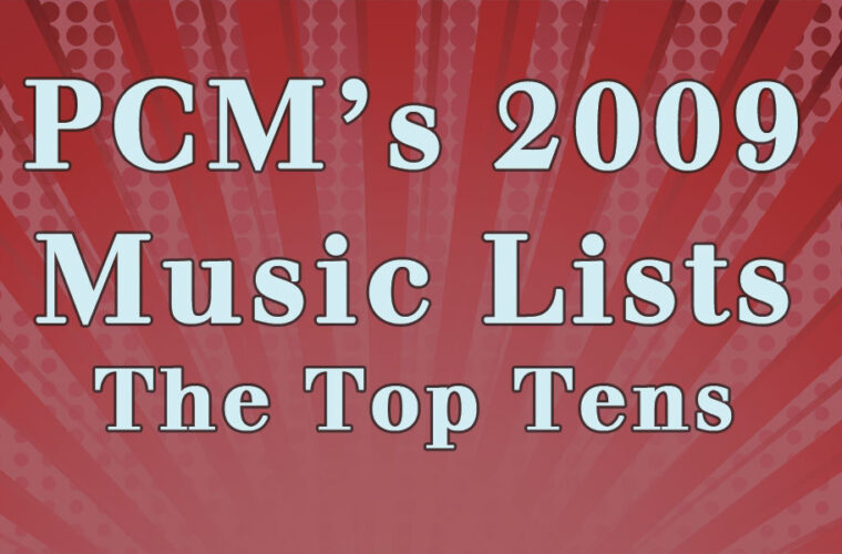 2009 Top 10 Music Charts
