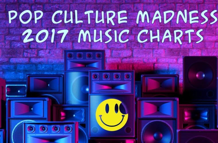 2017 Music - The Most Popular Hits