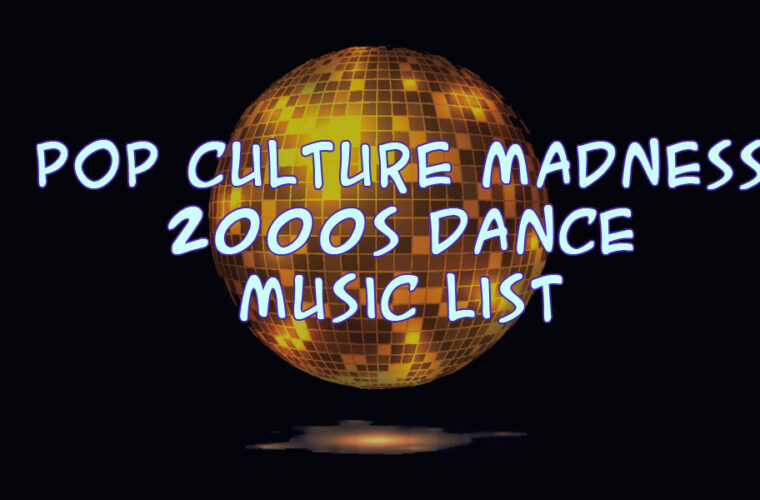 Early 2000s Popular Dance Hits