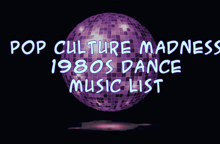 Dance Hits of the 1980s