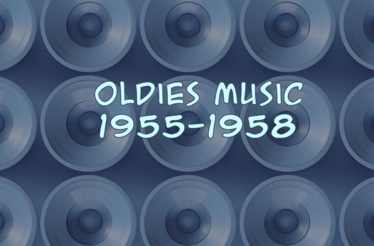 Top 100 Oldies 1955-1958 Moldy Oldies