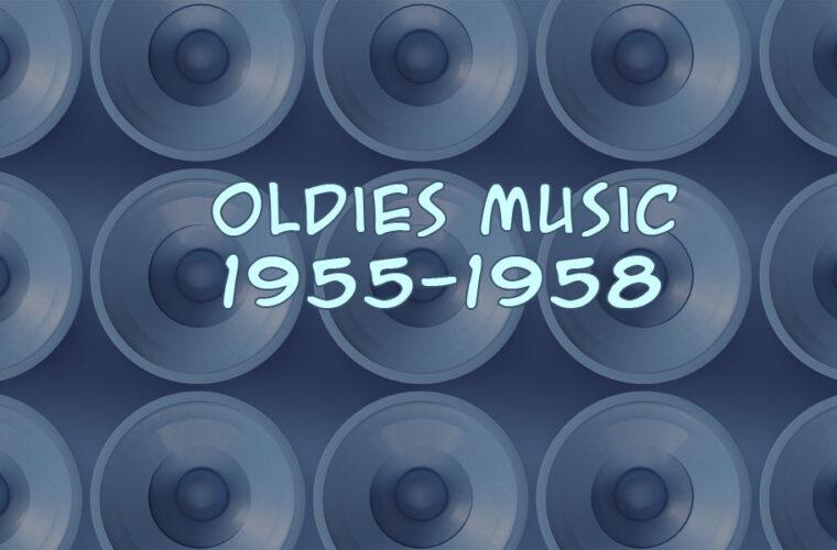 Top 100 Oldies 1955-1958 Moldy Oldies