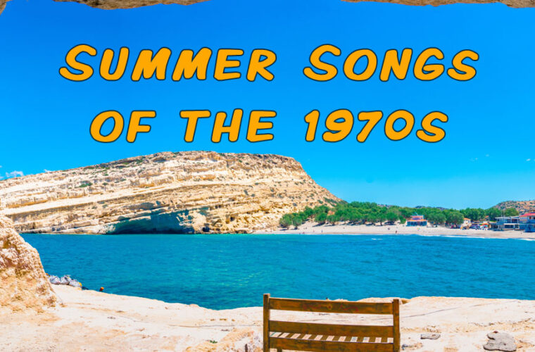 The Top 125 Summer Songs of the 1970s
