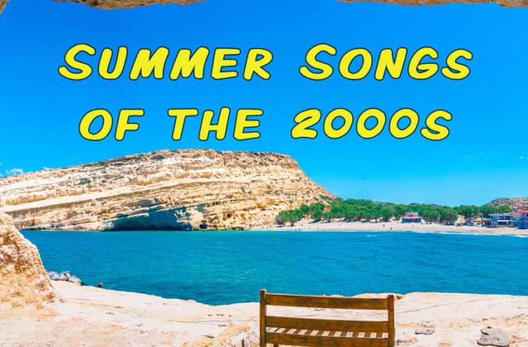 The Top 200 Summer Songs Of The 2000s