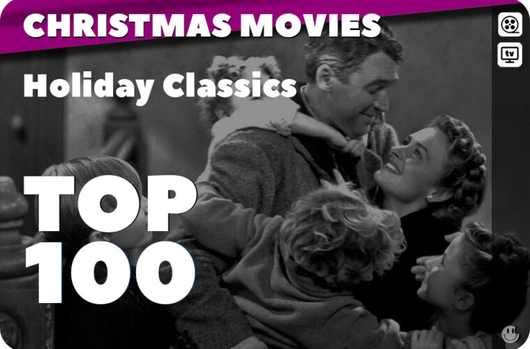 Top 100 Christmas Movies