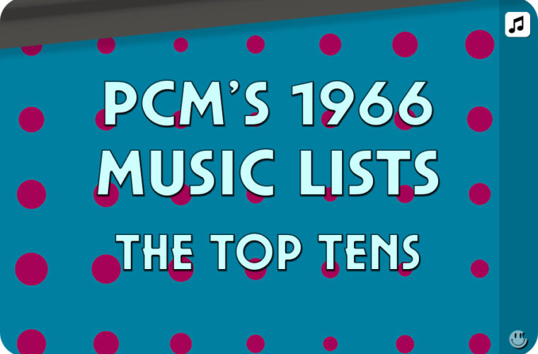 1966 Top Ten Music Charts