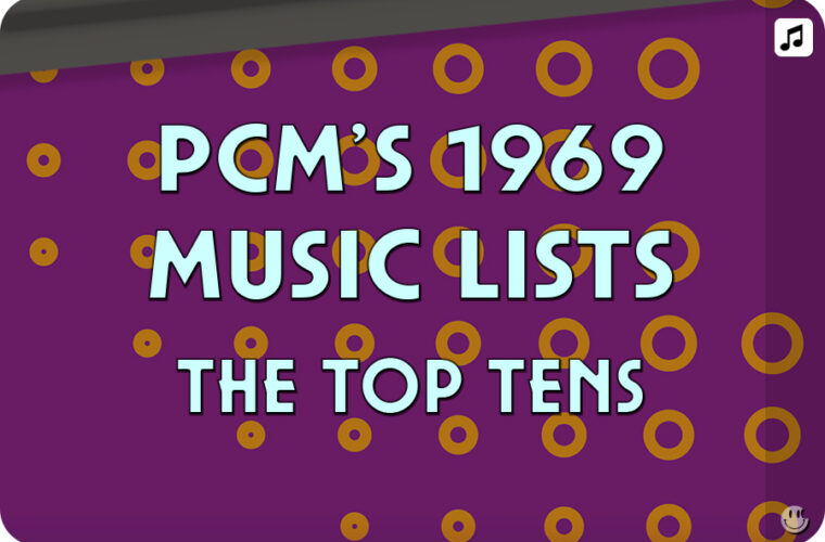 1969 Top Ten Music Charts