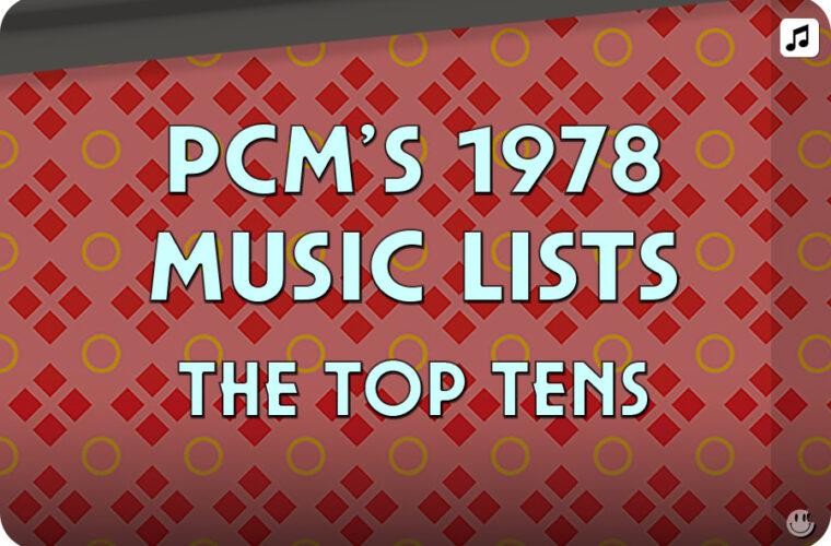 1978 Top Ten Music Charts