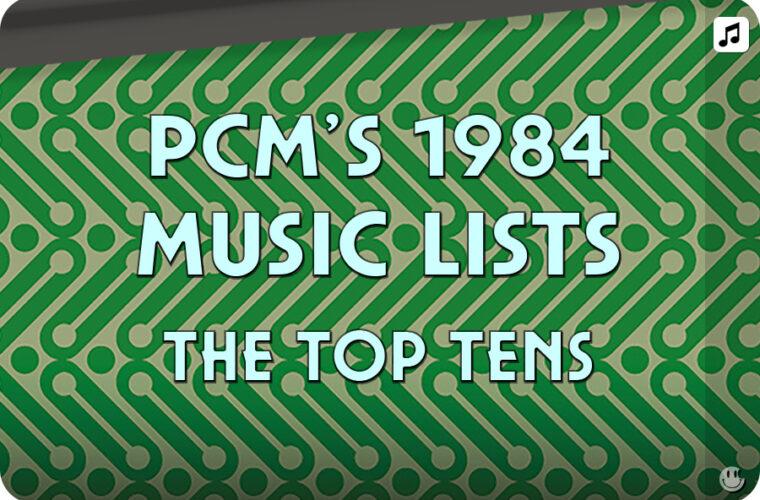 1984 Top Ten Music Charts